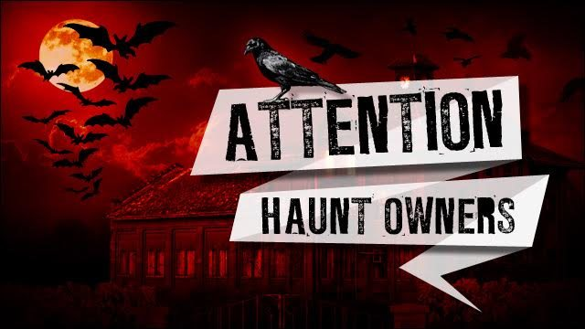 Attention Georgia Haunt Owners